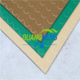 Пол цвета высокого качества резиновый/используемая Anti-Slip циновка настила