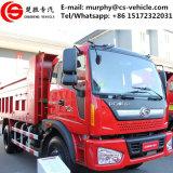판매를 위한 Foton 4X2 8ton 팁 주는 사람 트럭 광업 덤프 트럭