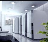 Divisória limpa fácil do toalete da liga do zinco dos edifícios comerciais