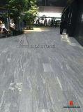 屋外の私道、通路のためのNeroサンティアゴの花こう岩の床タイル