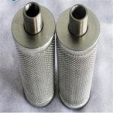 스테인리스 유압 광업은 광산 기업에 사용된 필터 원자를 소결했다