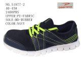 Numéro 51977 le sport de trois de couleurs hommes des tailles importantes 40-45 chausse l'action