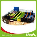 Indoor grande Trampoline Park para Todo Ages