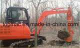 Chinês pequeno 6 Ton hidráulica Escavadeira de Venda