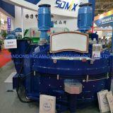 Aufbau-planetarischer Betonmischer des Kleber-MCX1000 mit Multi-Motor