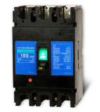Fábrica china corta-circuito moldeado MCCB del caso 50Hz barato o 60Hz del M2