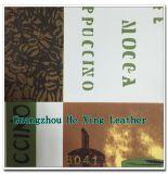 ソファー、ハンド・バッグのための印刷されたPVC総合的な革