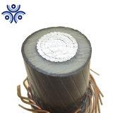 Mv Aluminum Core Medium Voltage Cables XLPE Insulated Mv-105 Plywood