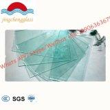 glace Tempered en verre plate/incurvée de 4-19mm de Toughed avec le certificat SGS/CCC/ISO9001
