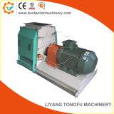 Pulverizador de trituración trituradora de madera/máquina de madera dura rama del árbol mojado