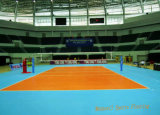 Professional Volleyball Games를 위한 8mm Thickness PVC Sports Floor