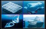 Máquina plástica de Thermoforming del Muti-Paso de progresión automático completo