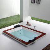 Rectangle hôtel cinq étoiles dans la baignoire intégrée (M-2036)