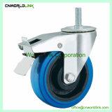 Gietmachine van het Wiel van het Deel van het karretje de Stevige Industriële Rolling Elastische