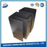 Выполненный на заказ электрический шкаф стены штемпелевать изготовления металлического листа