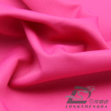 agua de 50d 305t y de la ropa de deportes tela tejida chaqueta al aire libre Viento-Resistente 100% del poliester del telar jacquar del PUNTO abajo (53091)