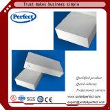Hoja curvada silicato del calcio del No-Asbesto de los materiales de Insultion
