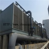 Tour de refroidissement à débit transversal carré avec unité de réfrigération pour Power Plant