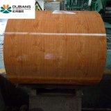Кровельные материалы из дерева катушки PPGI Prepainted стали