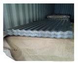 O revestimento de zinco Ferro corrugado Folha de coberturas metálicas