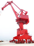 Высокая эффективность с Port кранами контейнера