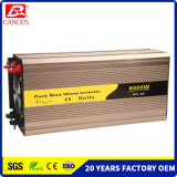 6000W DC-AC reiner Sinus-Wellen-Inverter