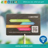Tarjeta inteligente clásica de ISO14443A 13.56MHz S 50 RFID