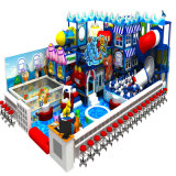 Hot Sale Commercial Small Indoor Playground para criança