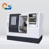 Ck40L 싼 중국 기계장치 갱은 CNC 선반 기계 가격을 도구로 만든다