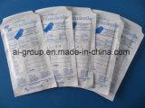 Pulverisierte oder Puder-frei Latex-chirurgische Handschuhe