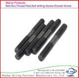 Тип высокопрочный двойной болт M6-M20 холодный Upsetting высокопрочный двойной возглавленный b стержня головки M8-M36