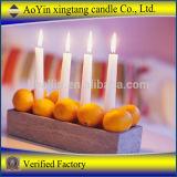 Vela branca 14G da igreja da vela, 15g, 16g, 17g para o mercado de África