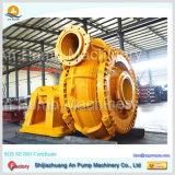 Pompa dei residui della draga della sabbia della pompa della ghiaia della sabbia della Cina