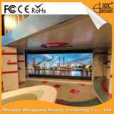 Gemakkelijk installeer van RGB Binnen LEIDENE van de Huur P3.91 P4.81 Scherm het VideoVertoning van de Muur voor het Gebruik van het Stadium