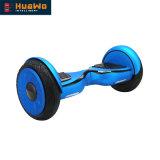 Vespa de equilibrio 2 de la rueda del uno mismo eléctrico campo a través de Hoverboard 10inch