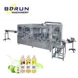 machine recouvrante remplissante de lavage des bouteilles de jus de 5000bph 500ml