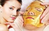 Uittreksel die van de Slak van de Zorg van de Huid van het gezicht Hyaluronic Zure GezichtsMasker herstellen