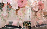 Wedding Decoration Paper Artificial Flowers