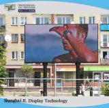 Grande uso esterno dell'interno elettronico di pubblicità di Digitahi P6 P8 P10 P16 di prezzi del tabellone per le affissioni