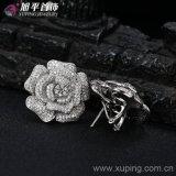 Rhodium Plated (28420)를 가진 Xuping Fashion Luxury Earring