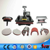 Stc-SD08 CE Approved 8 в 1 Multifunctional Combo Digital Combo Heat Press Machine