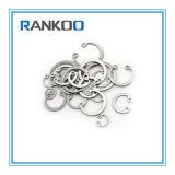 SUS 304 do anel de retenção do grampo de retenção do aço inoxidável