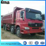 Supply Sinotruk HOWO Dump Truck Tipper Truck clouded