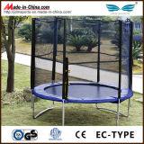 Goede Quality 8ft Trampoline met Enclosure