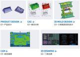 Modelagem por injeção/modelagem por injeção plástica plástica do molde/refrigerador (HRD-Z092903)
