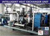 Производство интеллектуального пластинчатый теплообменник для электростанции