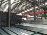 Vor galvanisiertes quadratisches Stahlrohr für Aufbau