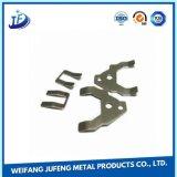 部分を押すOEMの高品質の金属回転の部品の金属