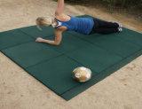 連結の体操の床かスポーツのゴム製フロアーリングまたは体育館のフロアーリング