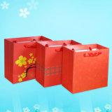 El papel de embalaje al por mayor de la bolsa de retícula Bolsa Bolsa de papel de RB1043
